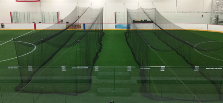 Nice Easy To Set Up And Break Down U2013 The Phantom Tension Batting Cage