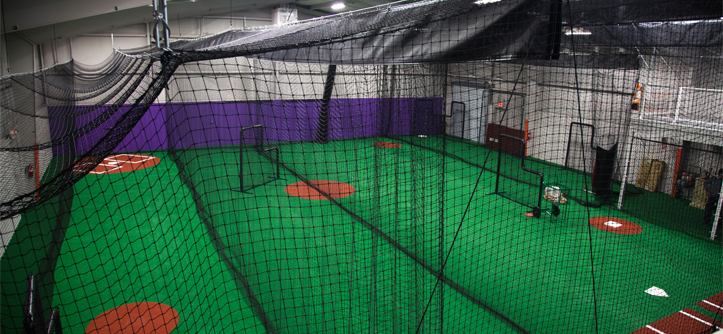 inside batting cages woodstock ga