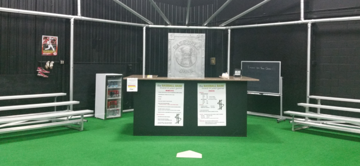 Indoor facility design more than just your batting cages for Design indoor baseball facility