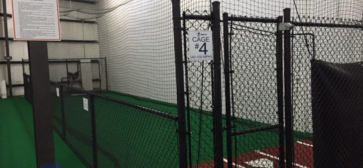 On Deck Sports Facility Feature Batter Up Guilford Ct