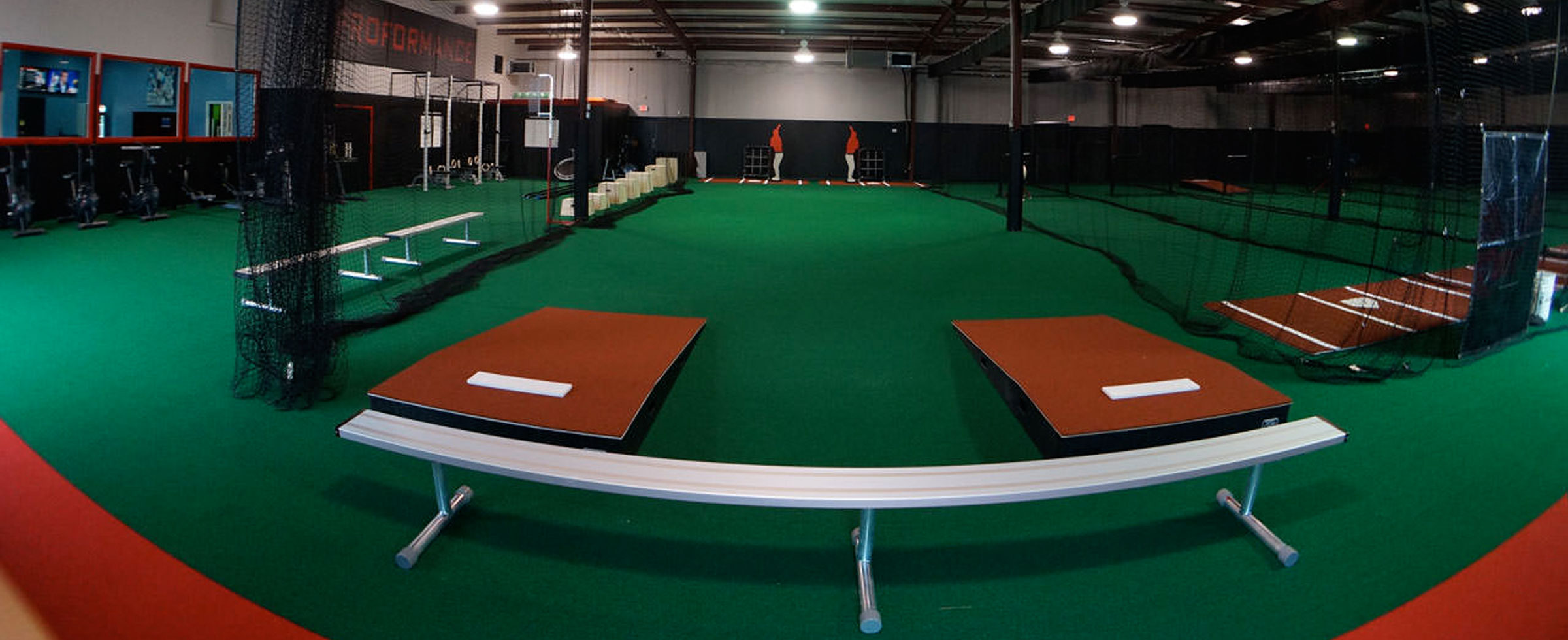 Supplying An Elite Indoor Baseball Facility In Little Rock