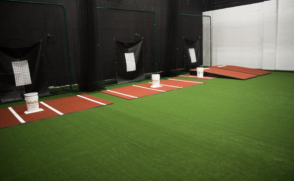 Turf, Netting, Mats, Buckets, Vinyl Backdrops